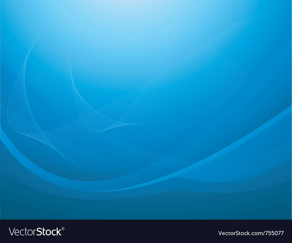 Abstract blue background texture vector