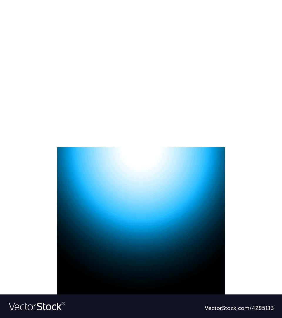 Striped shine background vector