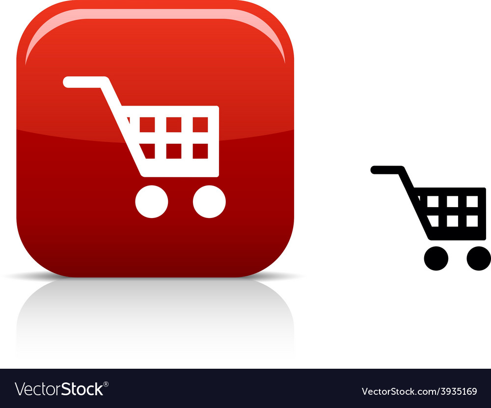 Buy icon vector