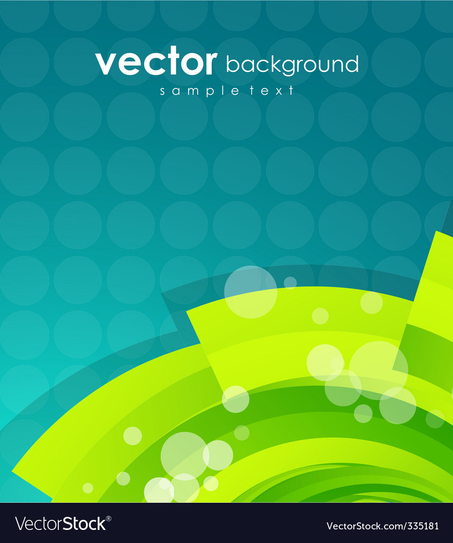 Summer abstract background vector