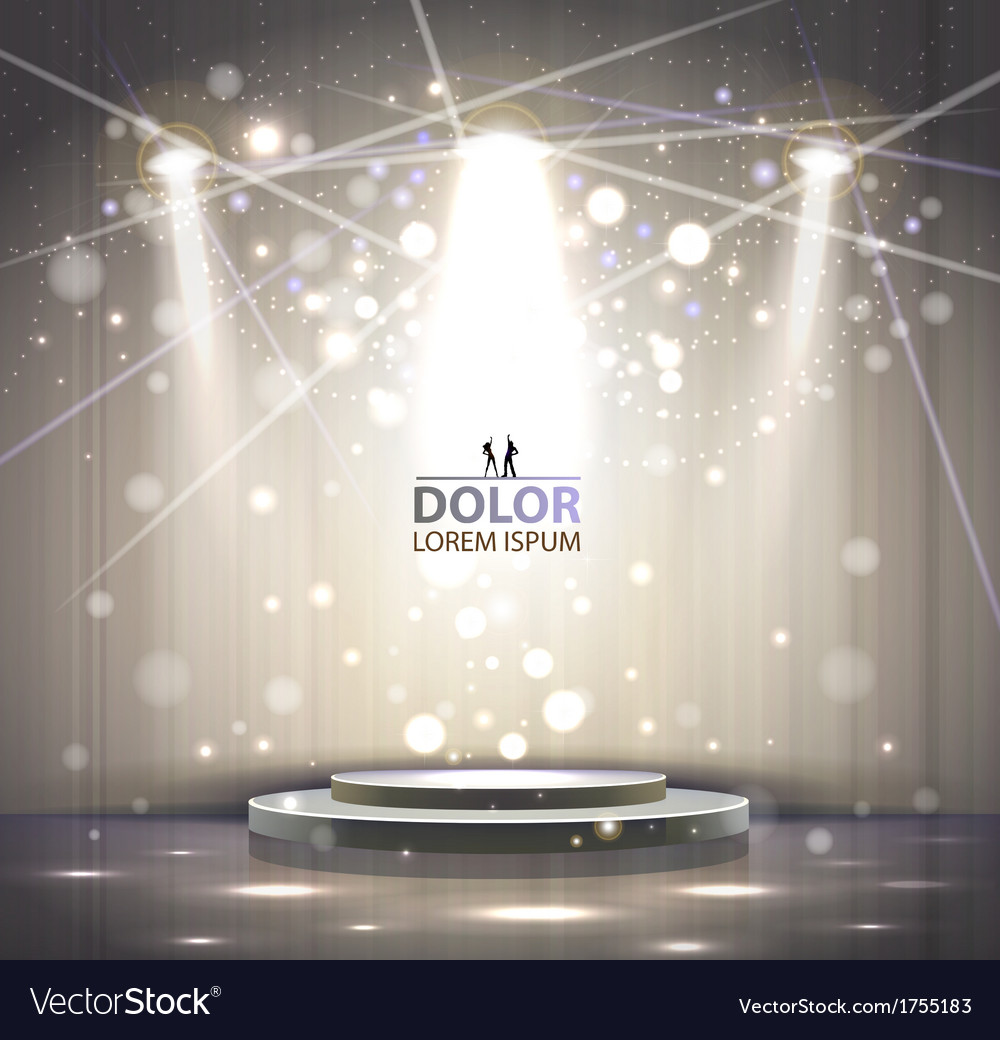 Stage vector
