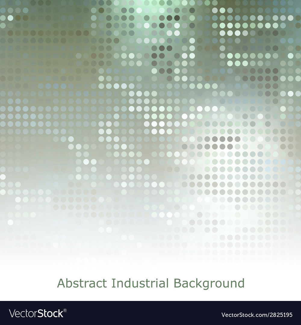 Abstract gray technology background vector
