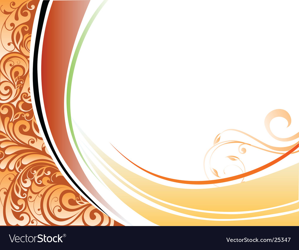 Edge frame graphic vector