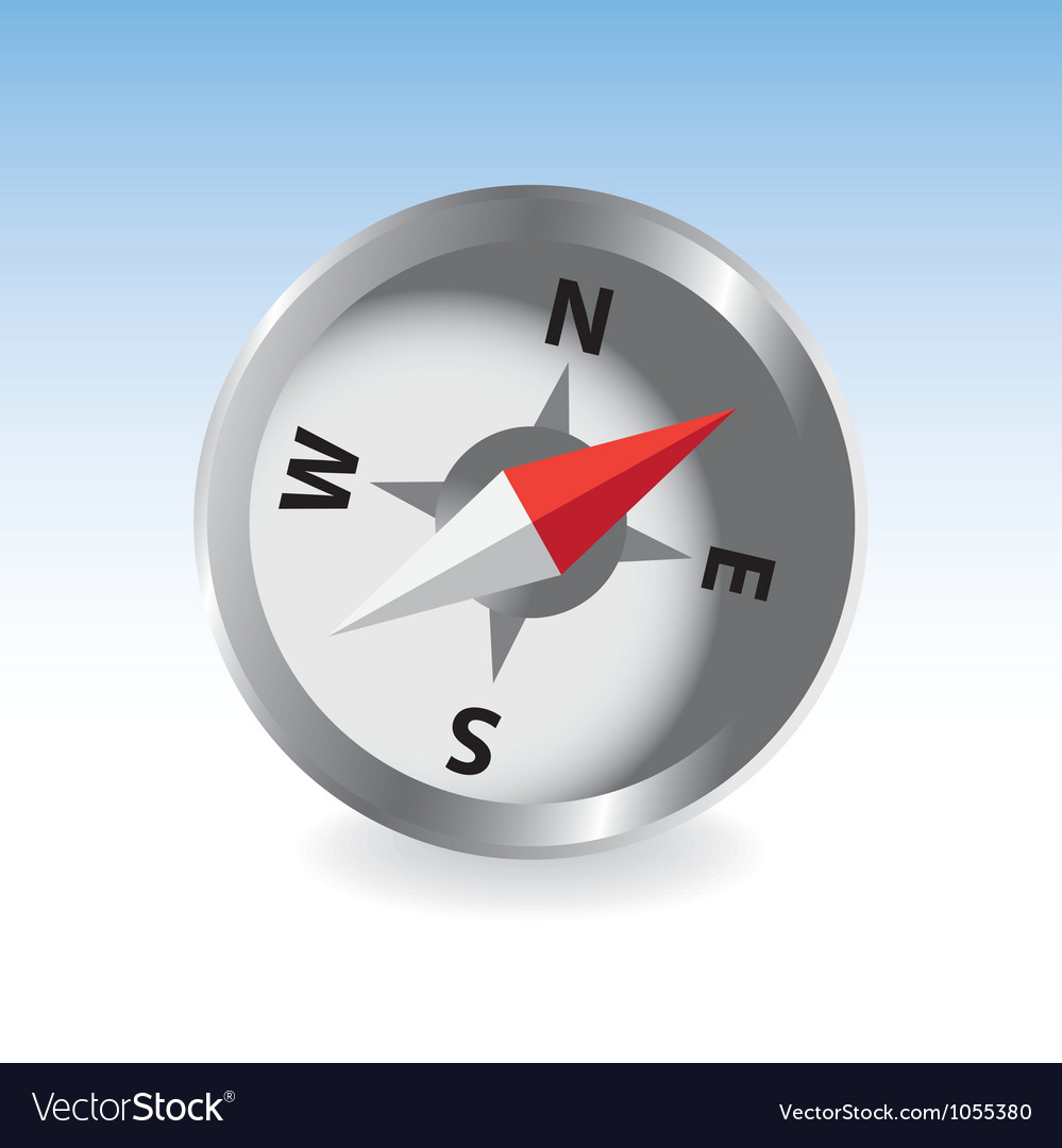 Compass object vector