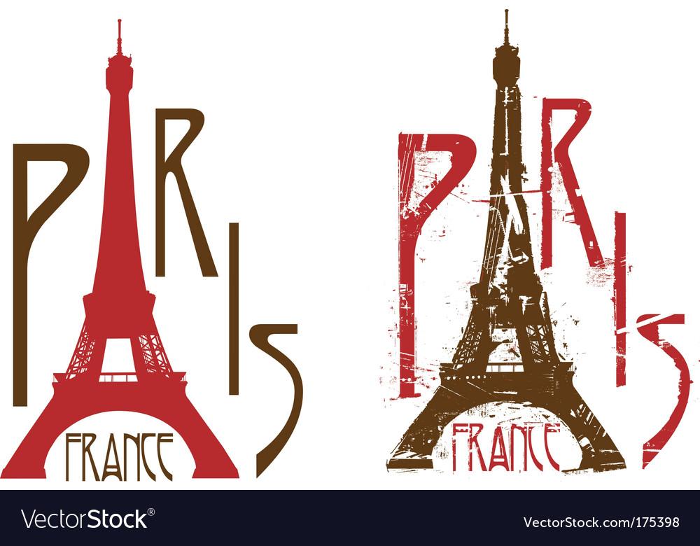 Paris vector