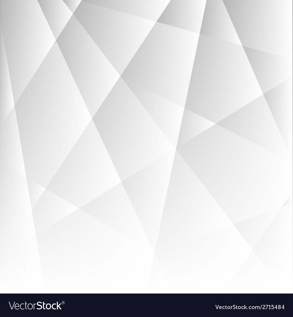 Abstract grey geometric background for your design vector