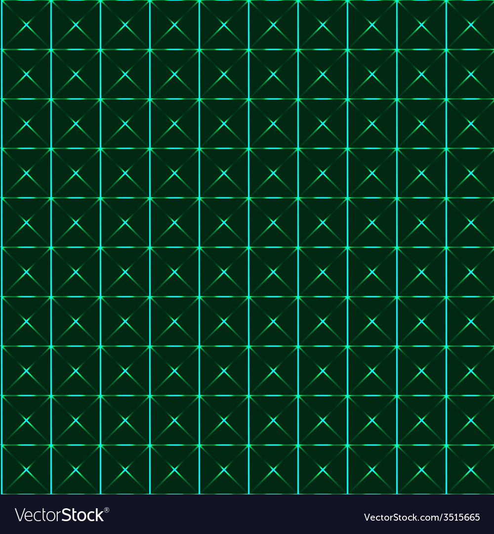 Smooth technology light lines background vector