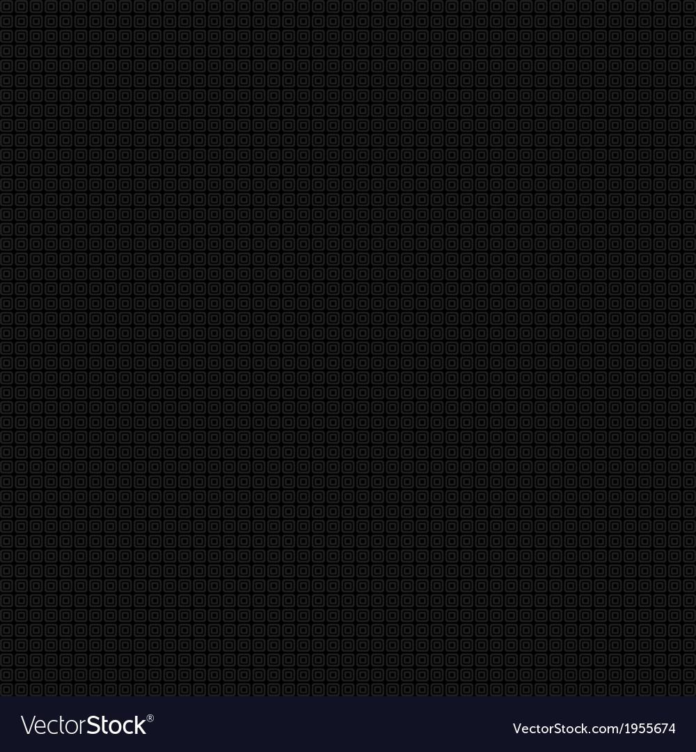 Black metallic texture vector