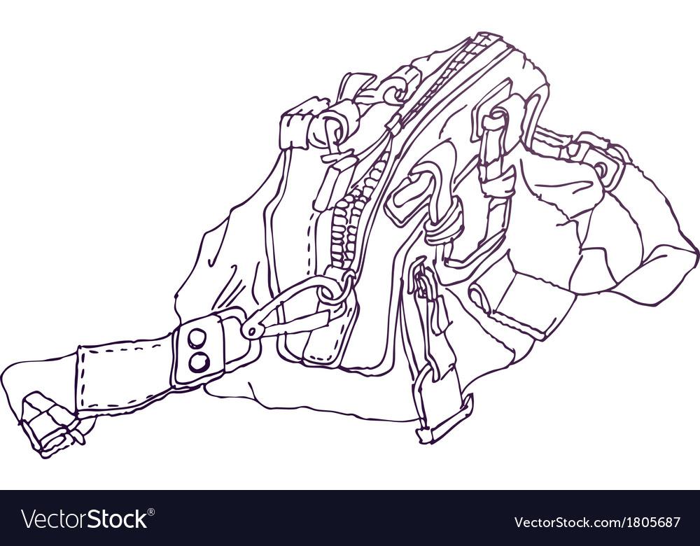 Sketch vector