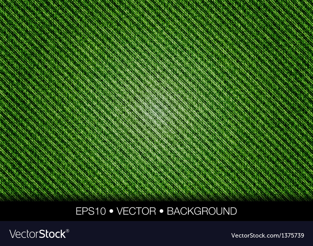 Texture grain green vector