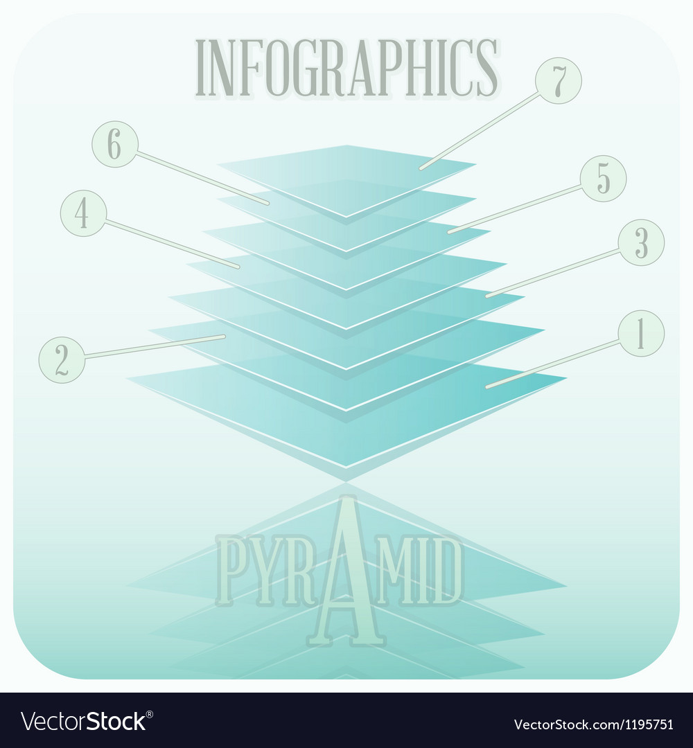 Infographics in minimalism style vector