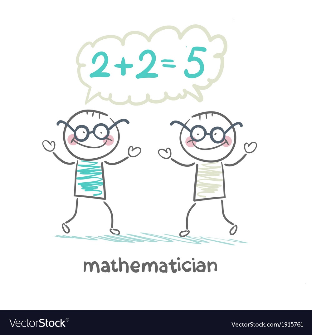 Mathematician says about solving problems vector