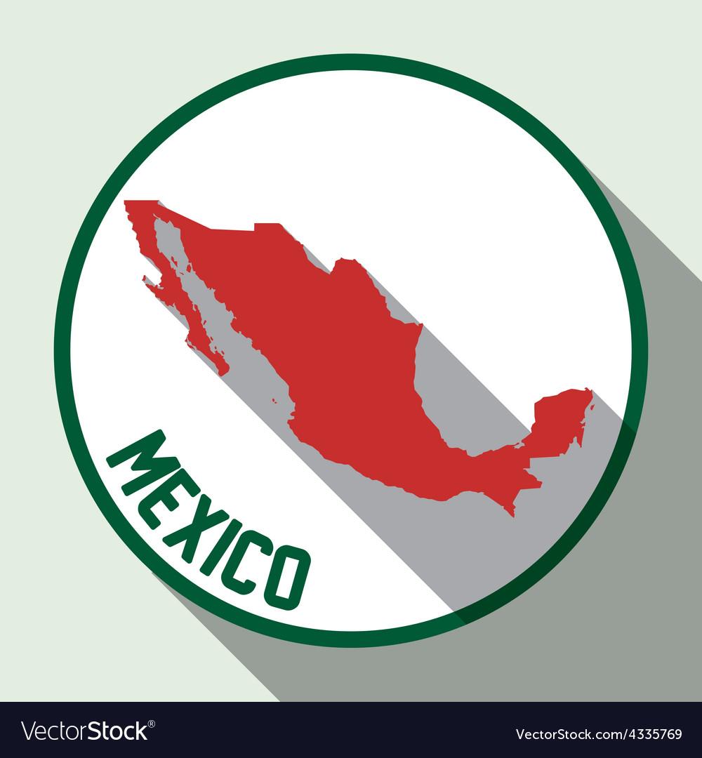 Mexico design vector