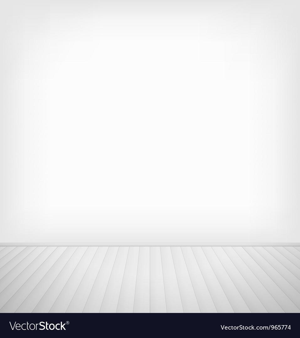 Empty room vector
