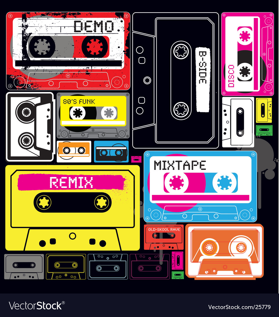 Wall of sound vector