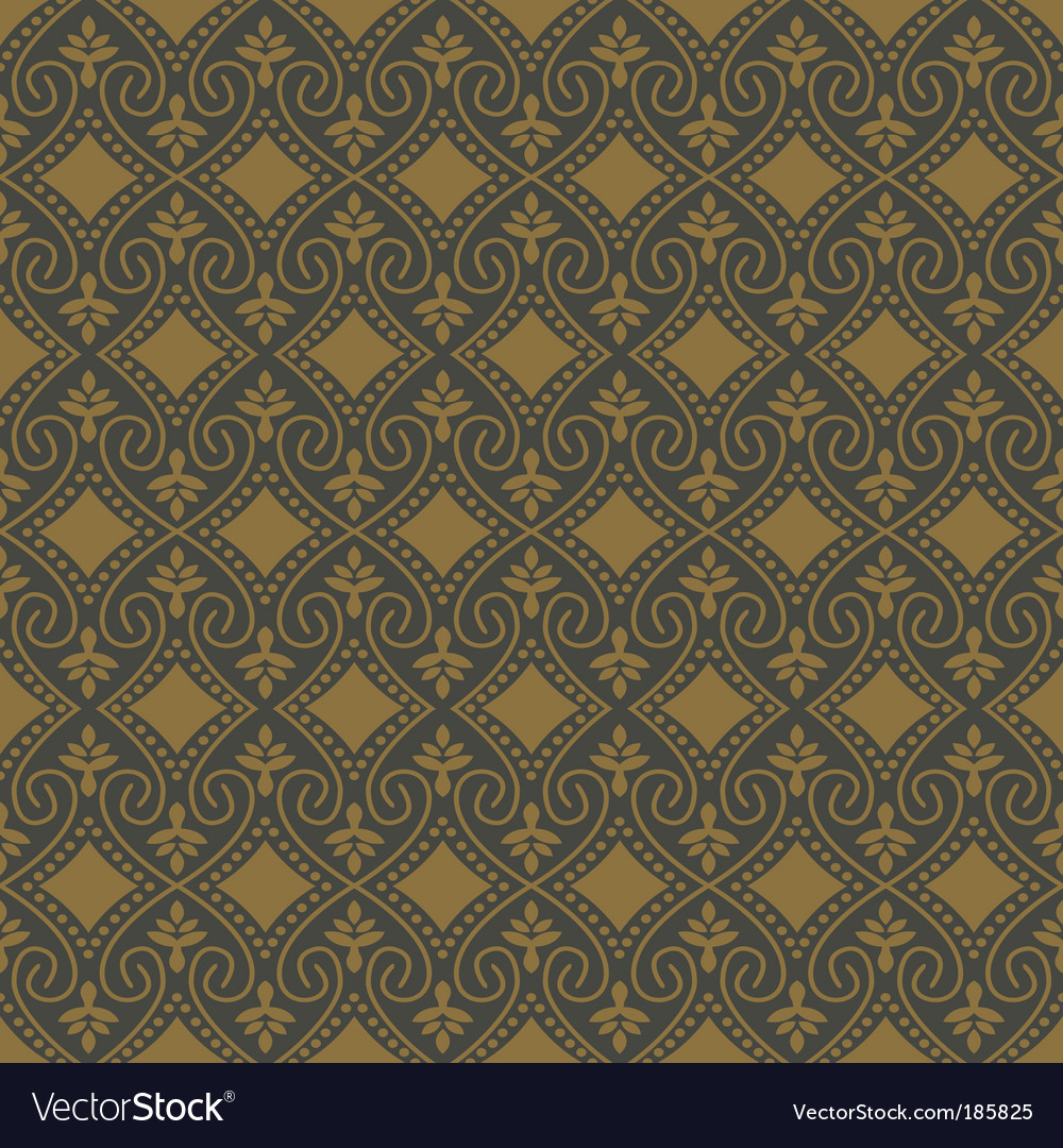 Seamless checker pattern vector