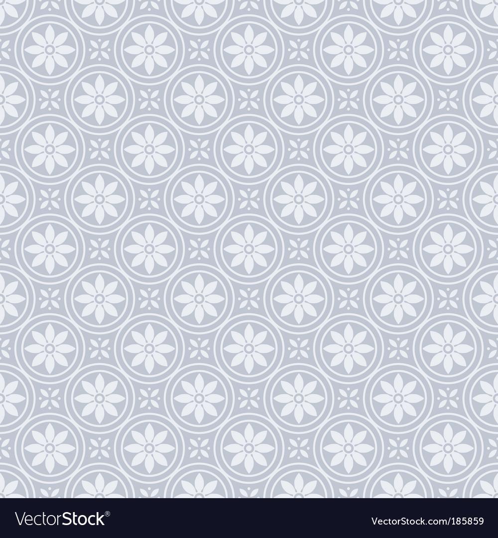 Daisy pattern vector