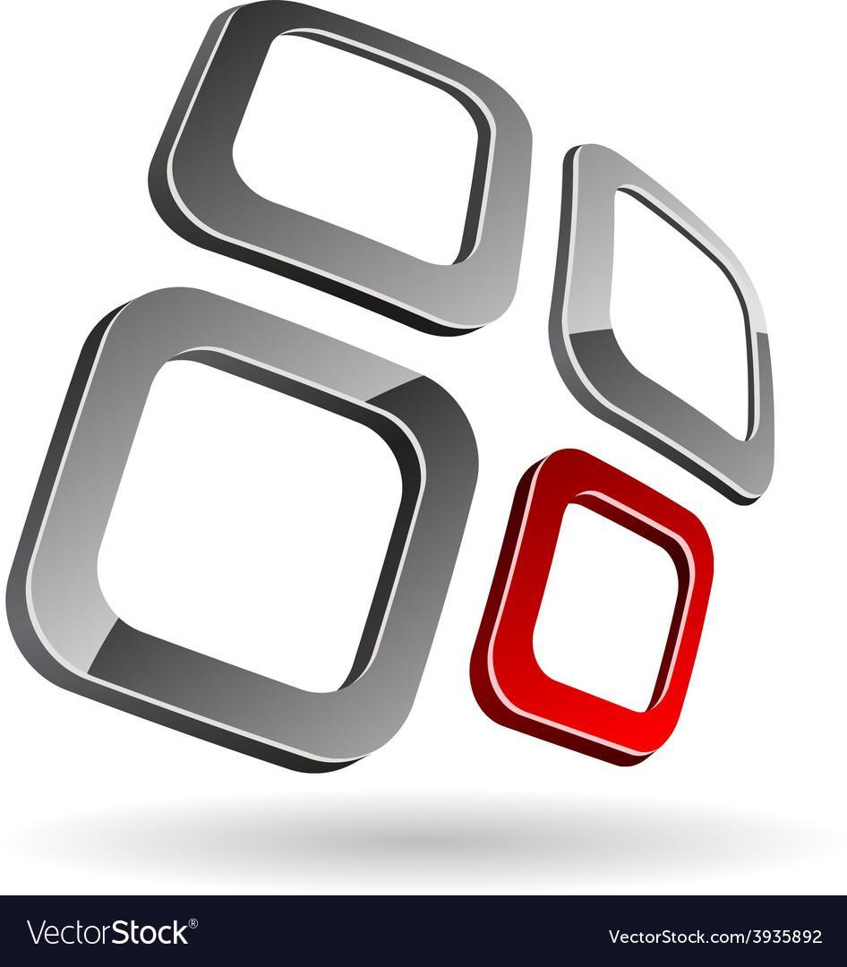 Company symbol vector