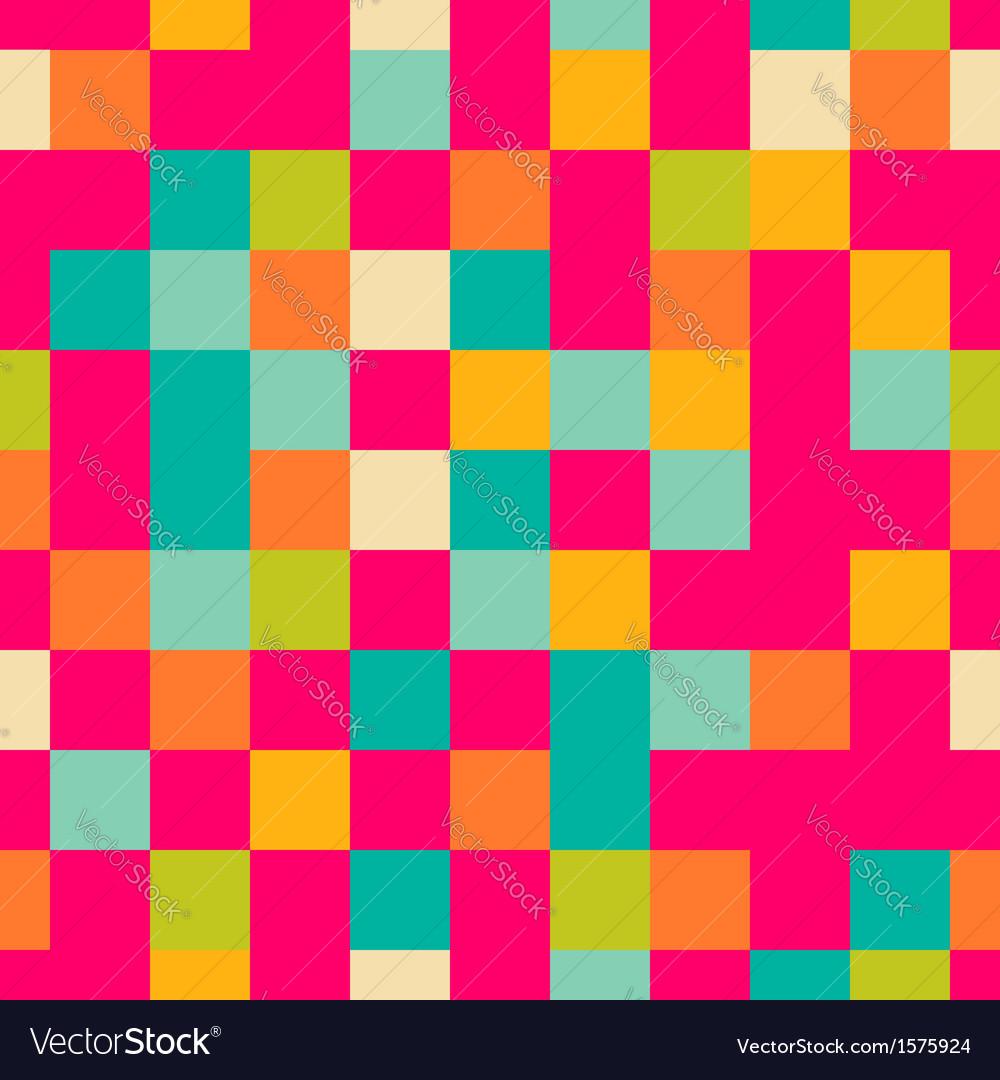 Pixel pattern vector