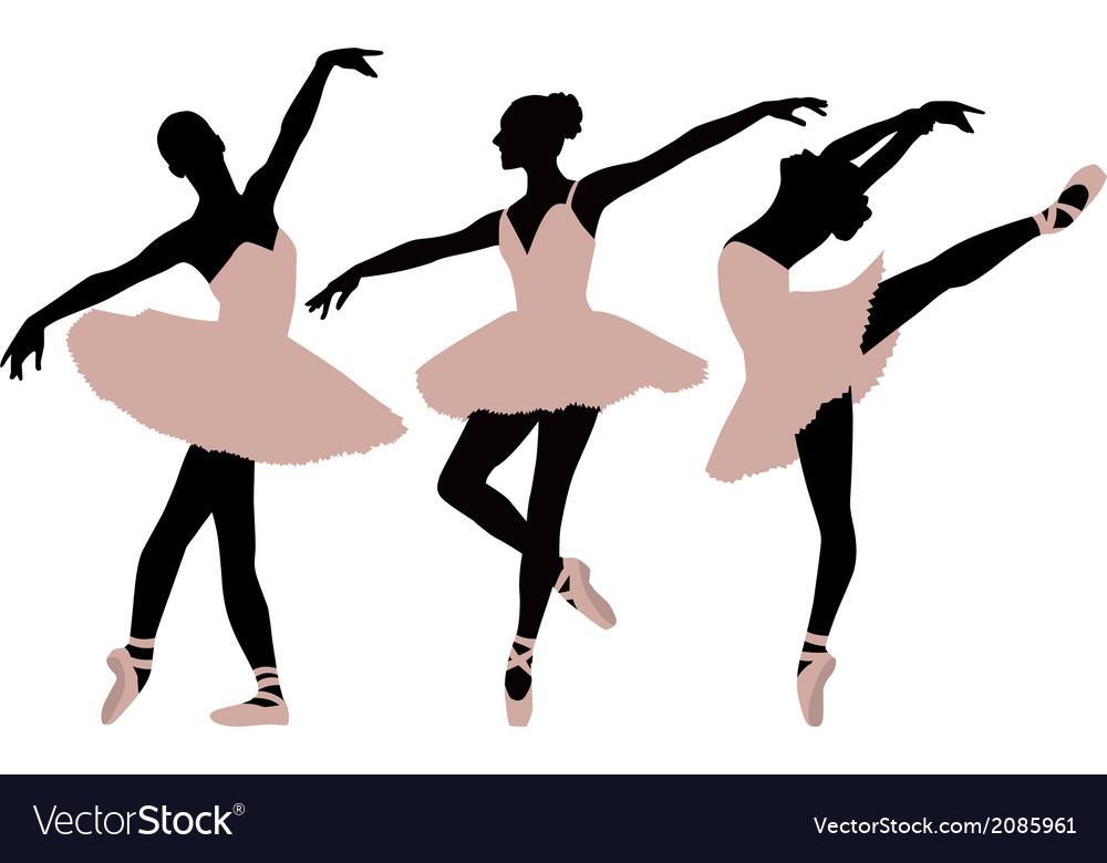 Balletdancer vector
