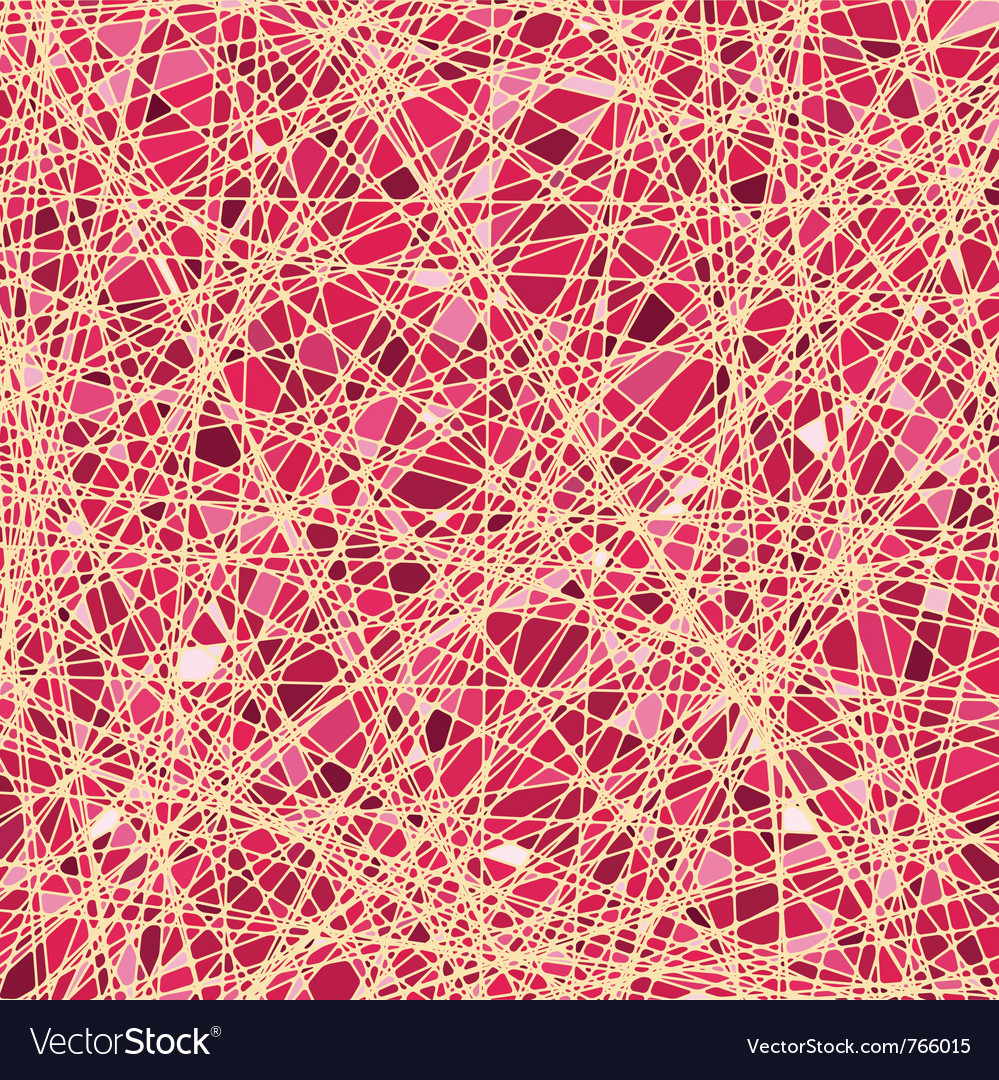 Stained glass texture vector