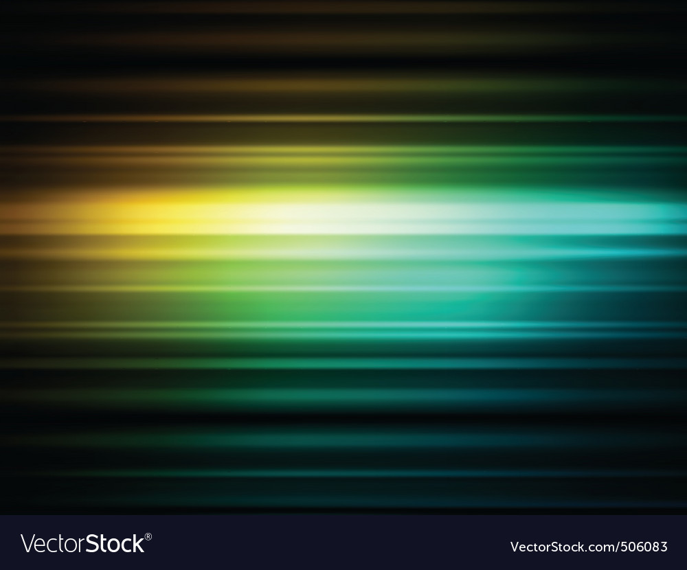 Abstract lines design on dark background eps 8 vector