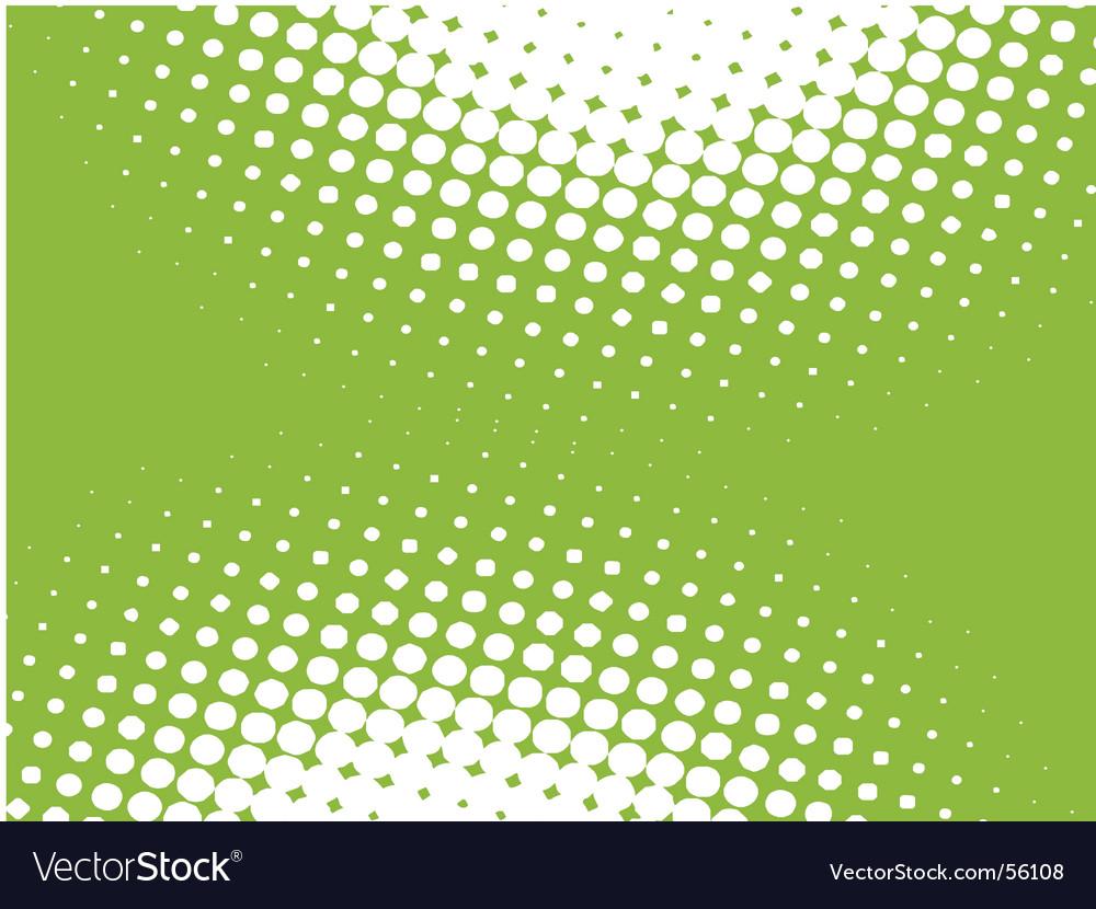 Half tone vector