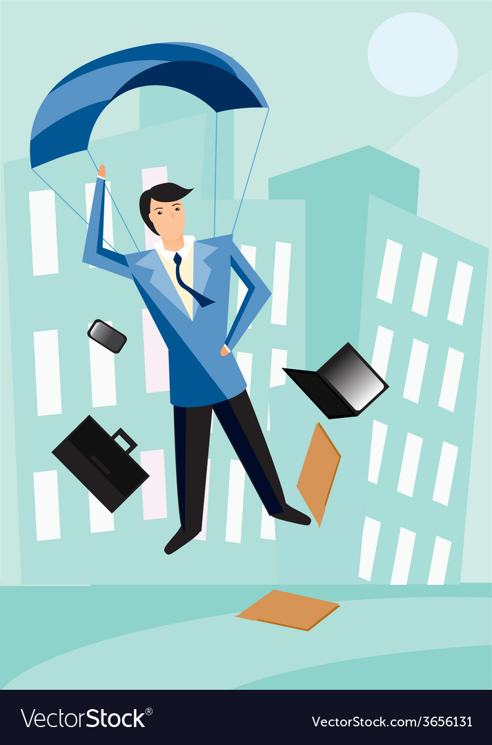 Business-men vector