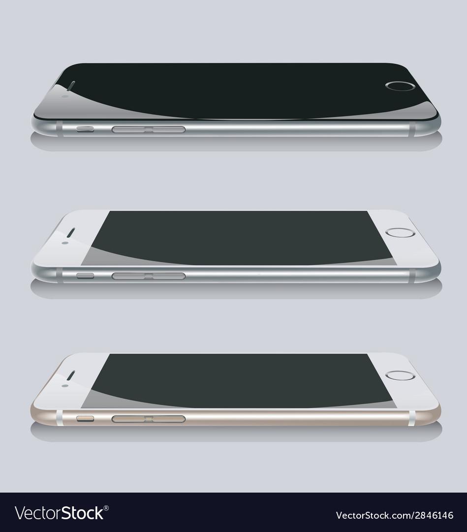 Iphone6 plus vector