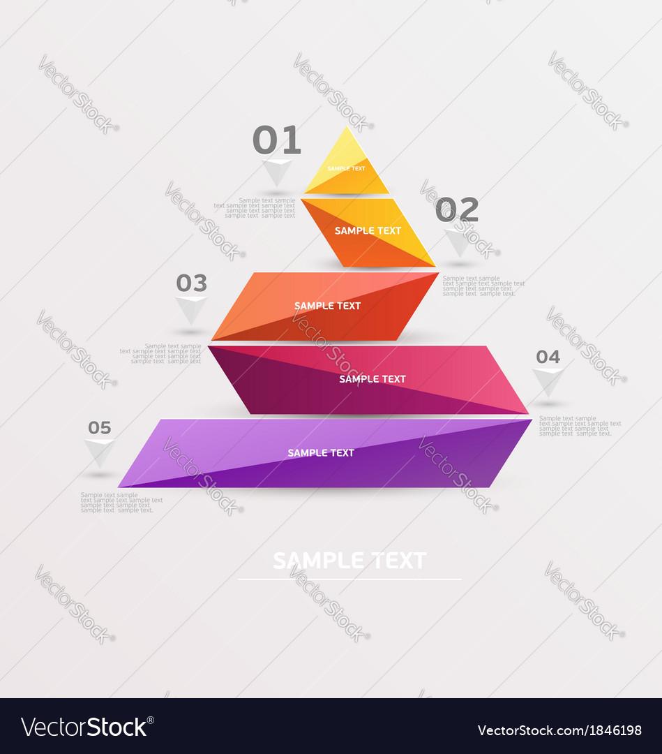 Elements of infographics vector