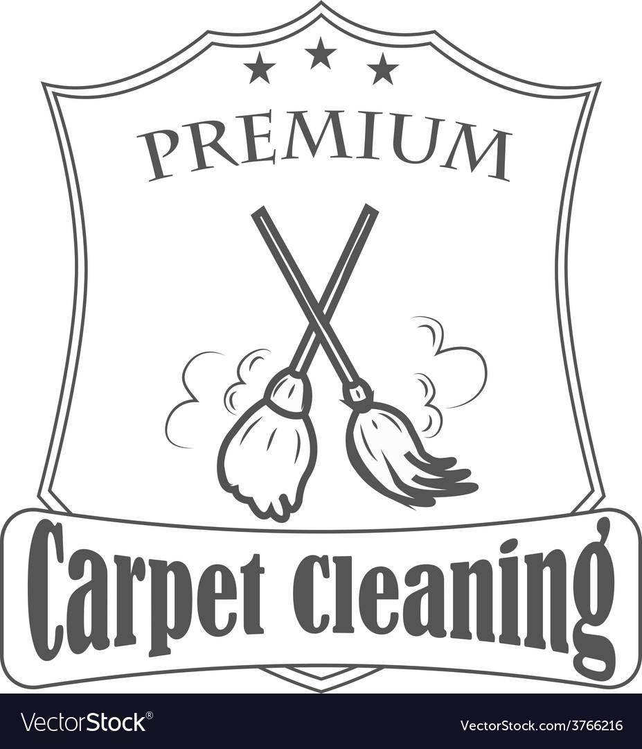 Premium carpet vector