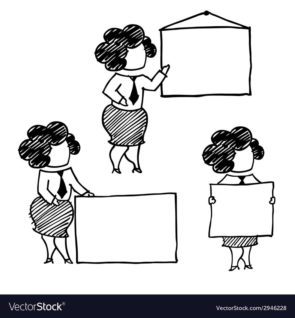 Alice presentation vector