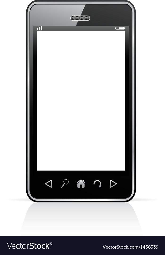 Smartphone vector