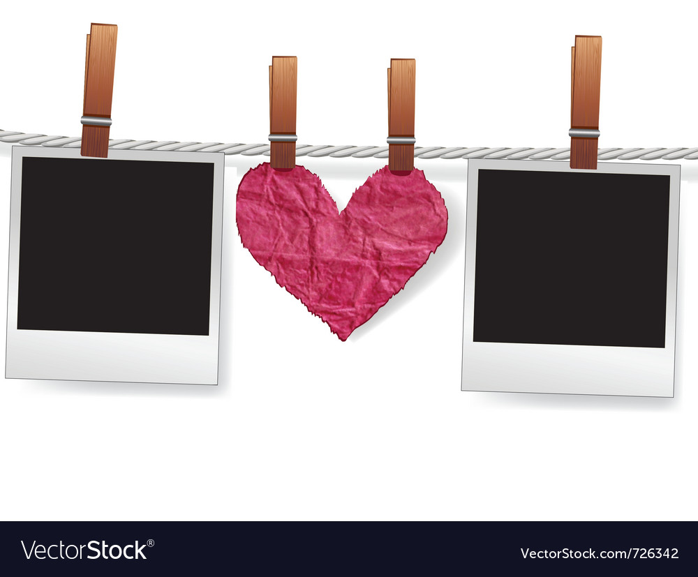 Love messages vector