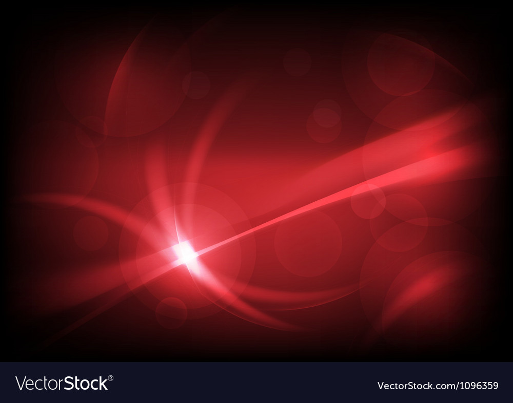 Red abstract backgrounds vector