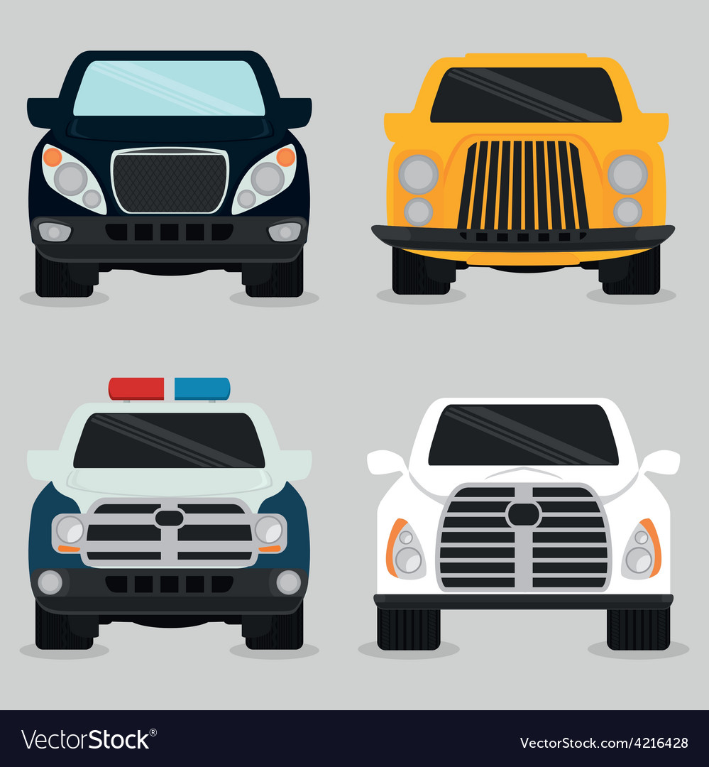 Vehicle design vector