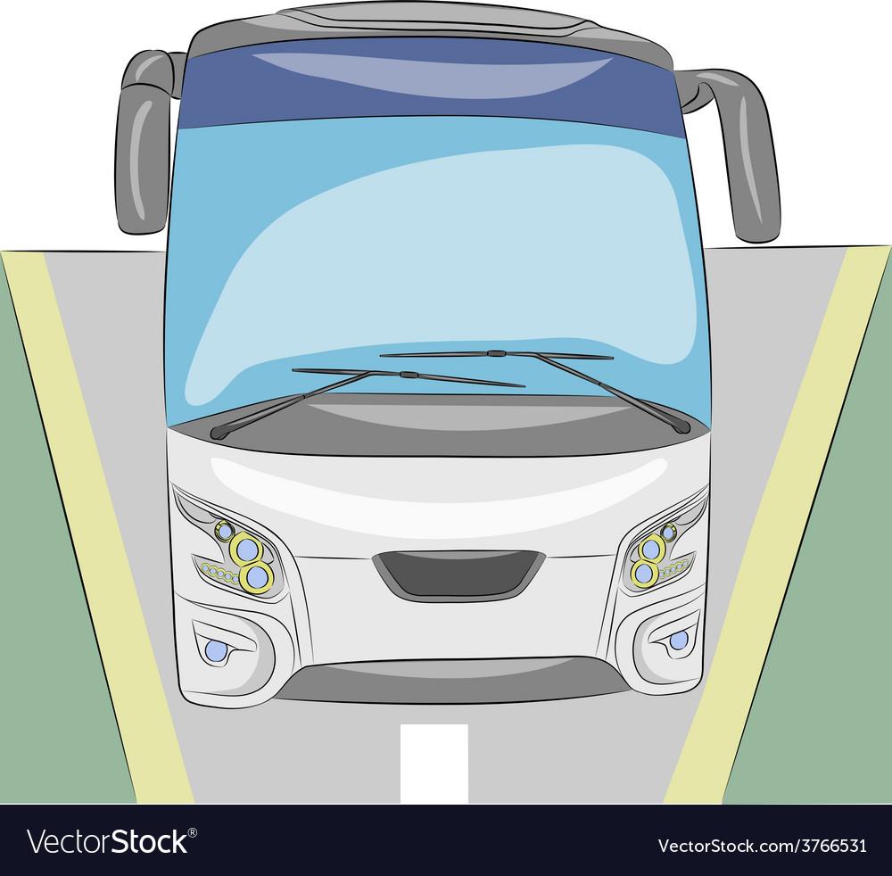 Bus a vector