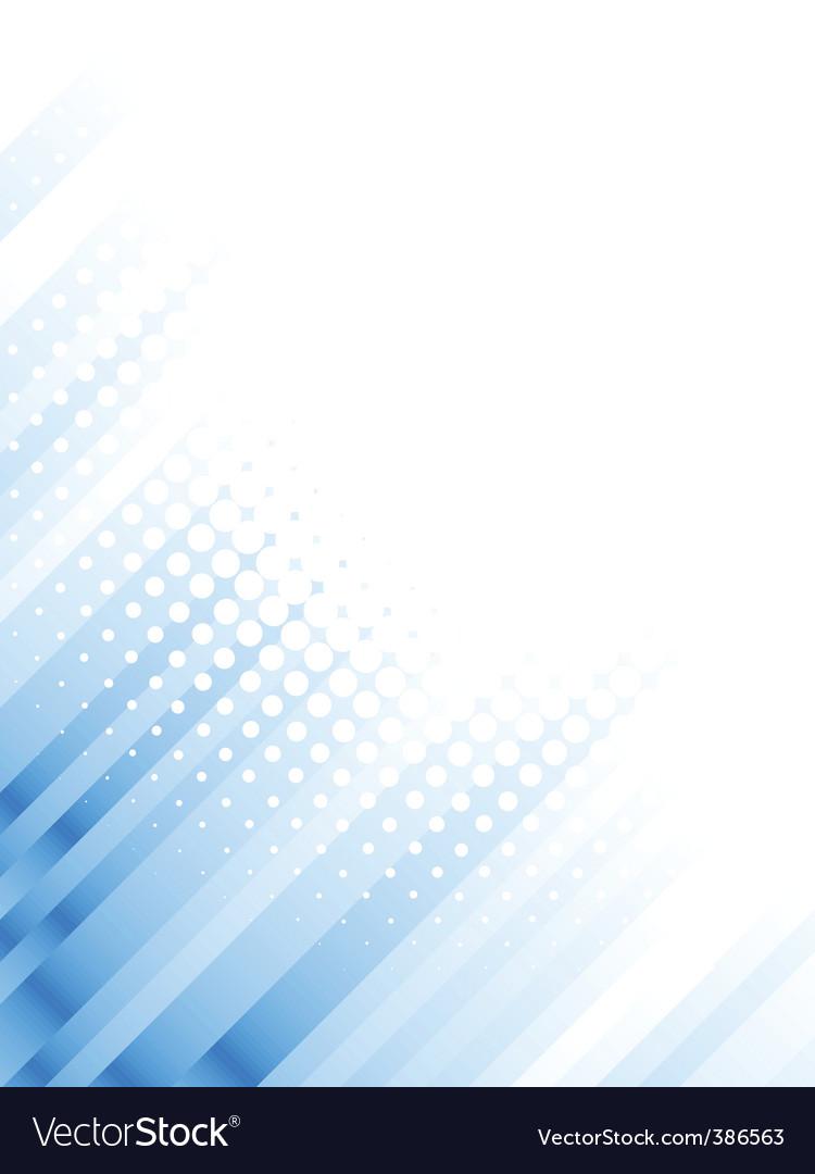 Halftone lines vector