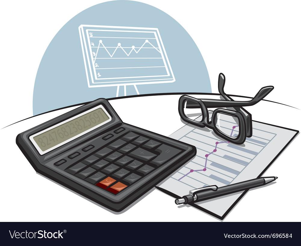 Accounting vector