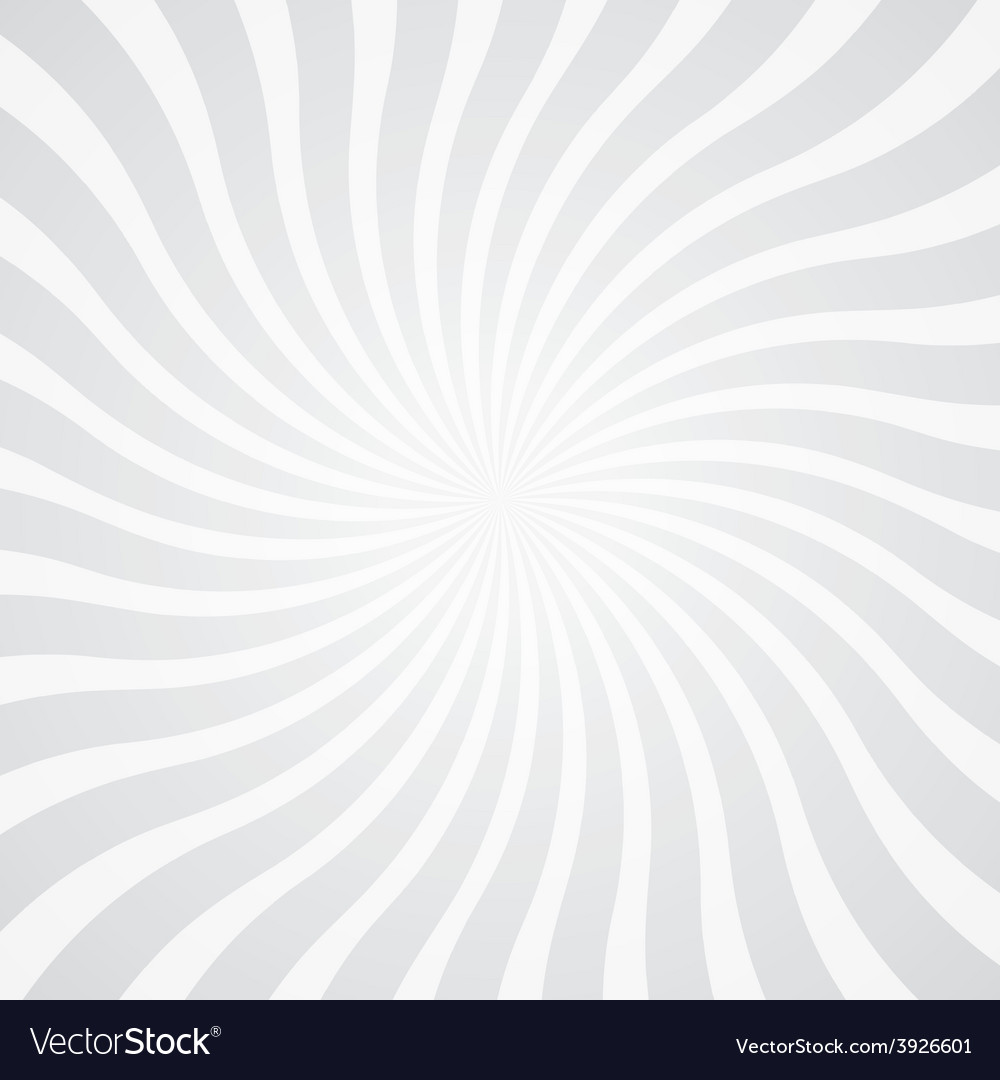 Popular white twist curve rays background televisi vector