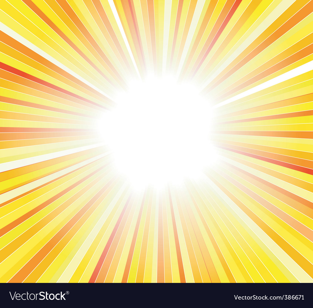 Ful glow vector abstract background vector
