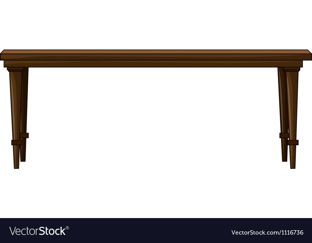 A table vector