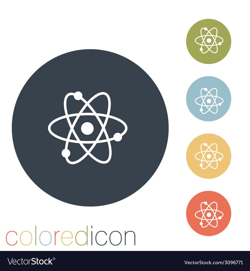 Atom molecule vector
