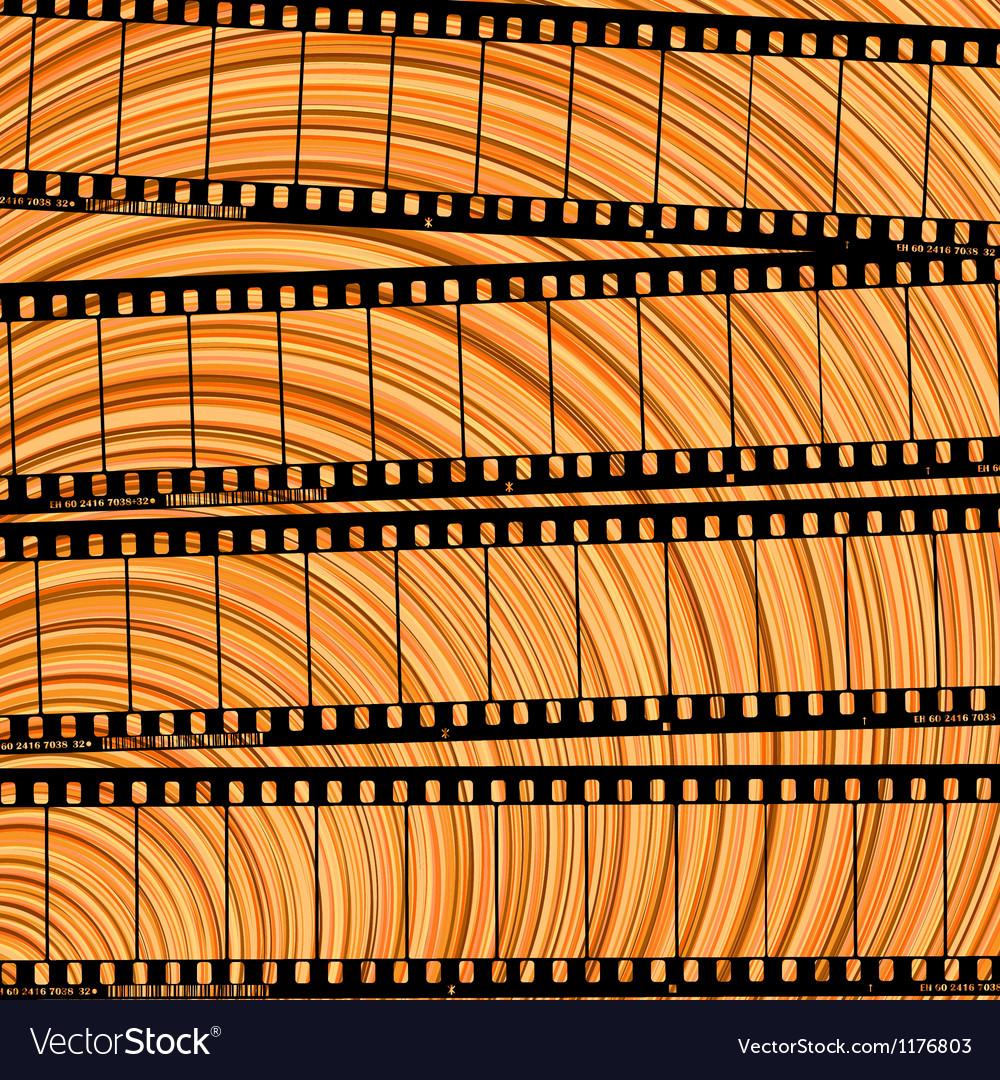 Kino abstract vector