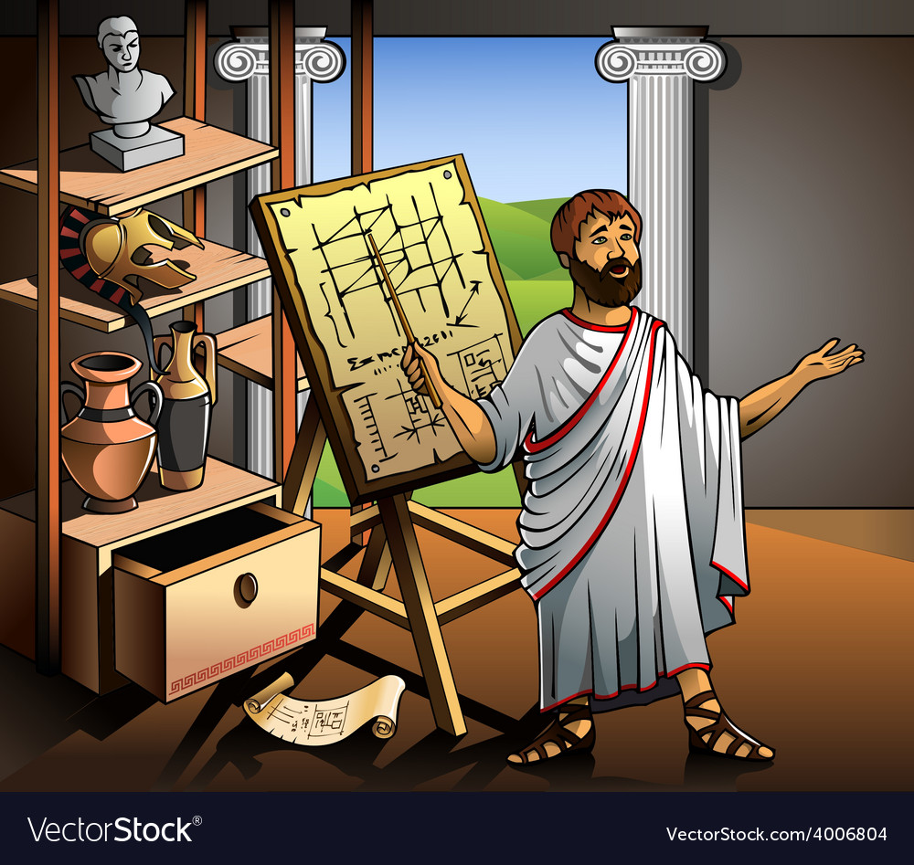 New invention of archimedes vector