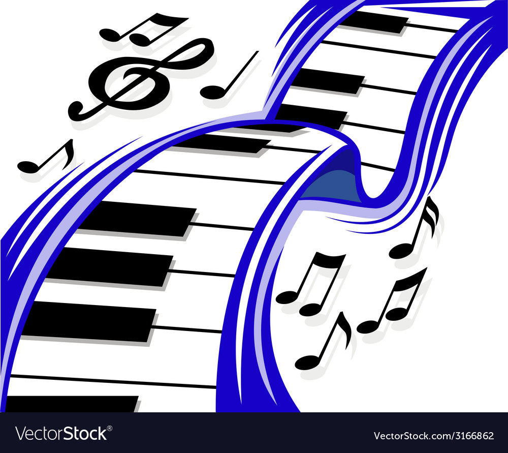 Piano wave vector