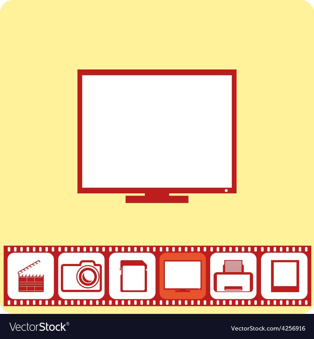 Photo services vector