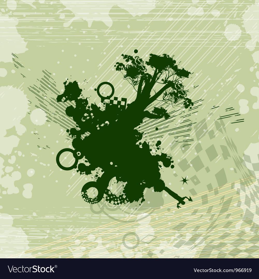 Children fantasy concept background vector