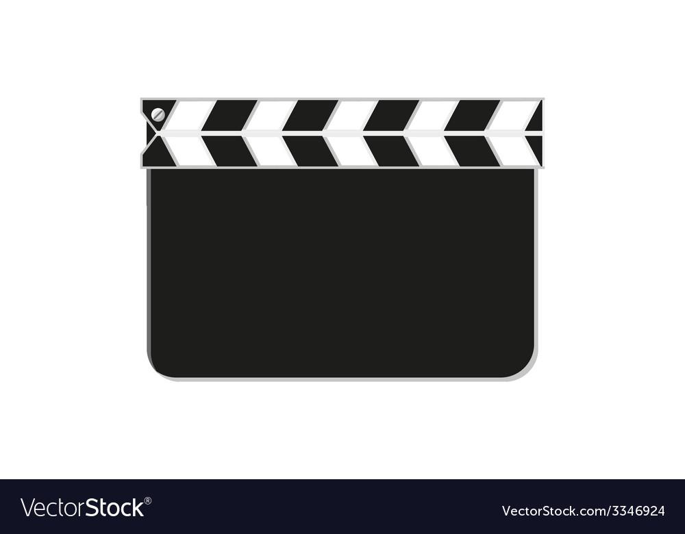 Film flap vector