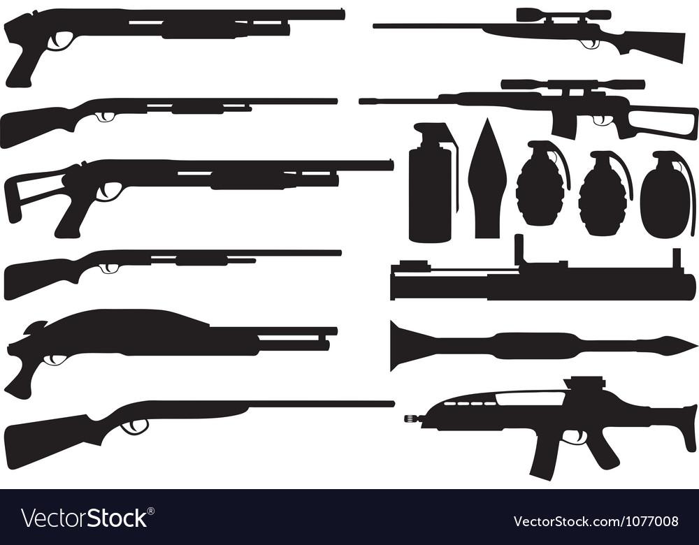 Armament vector
